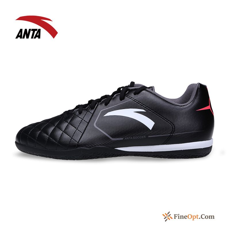 Rubber Wear-resisting Flat Soccer Shoes Men's Athletic Shoes Anti-skid Cleats