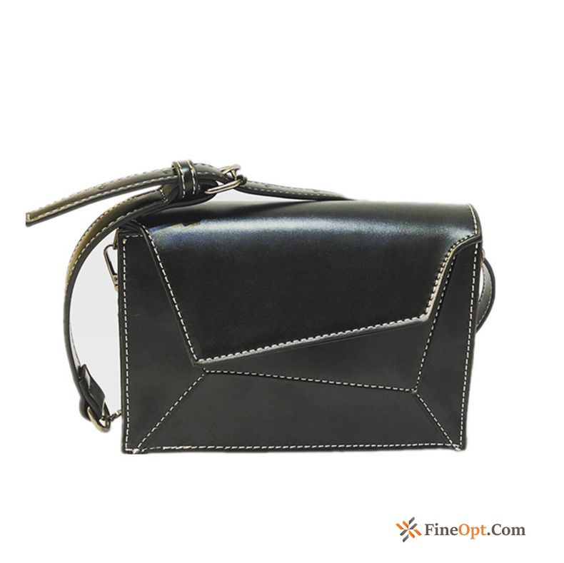All-match Small Ultra Fashion Bags Black Chain Shoulder Bag