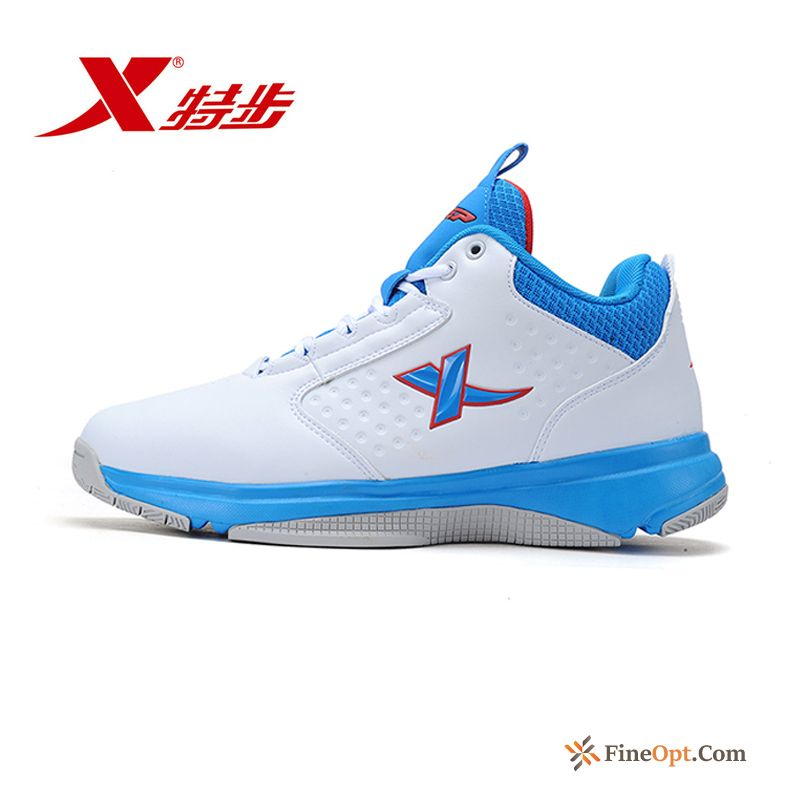 Anti-shock Athletic Shoes Comfortable Basketball Wear-resisting Genuine Outdoor Greenyellow Basketball Shoes Online