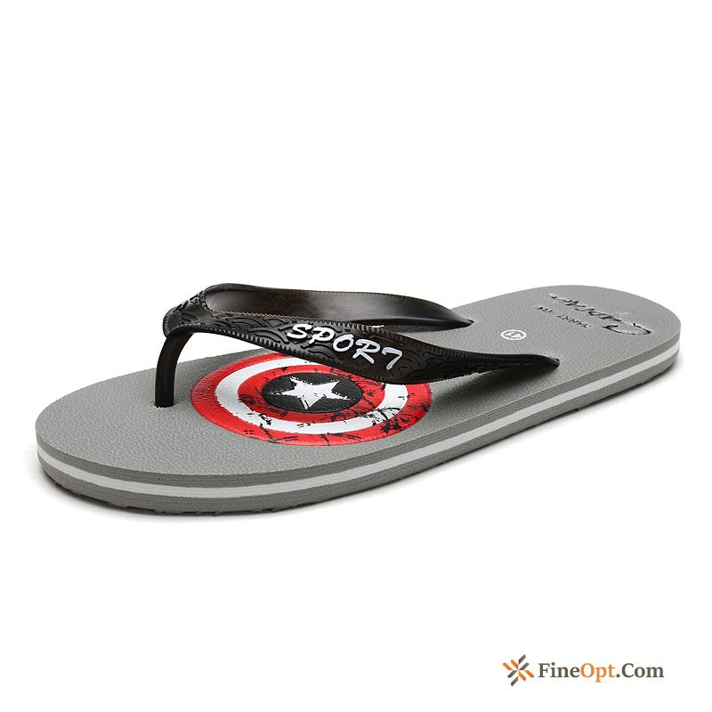 Anti-skid Trend Flip Flops Travel Casual Slippers Summer Flip Flops