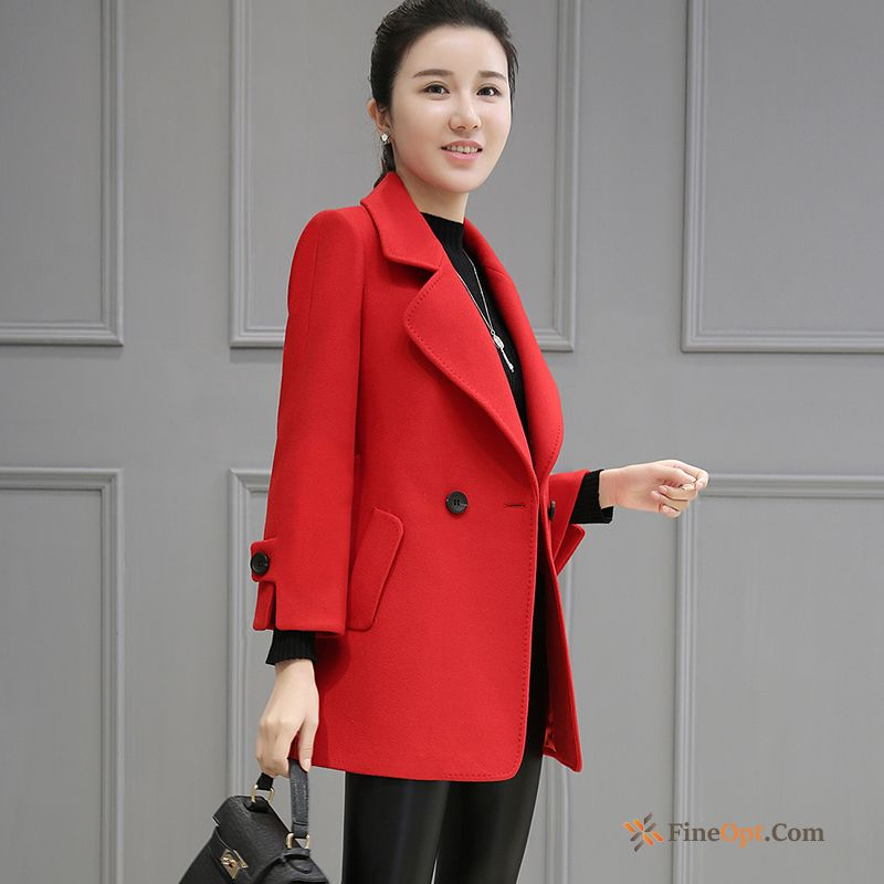 Autumn Slim Overcoat Sleeve Europe Spring New Coat Online