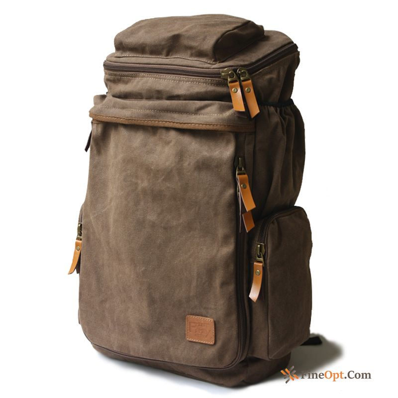 Backpack Backpacks Canvas Ultra Travel School Bag Laptop Bag Backpack