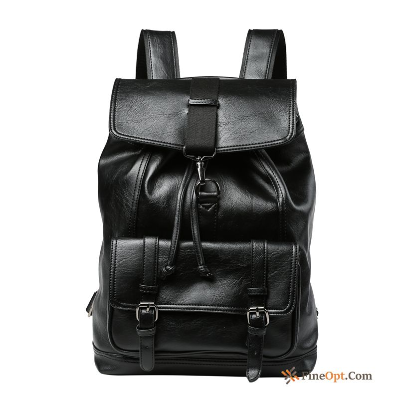 Backpack Fashion New School Bag College Travel Bag Men's Backpack