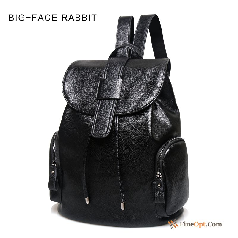 Backpack Fashion Trend Student New Women School Bag Winered Backpack For Sale