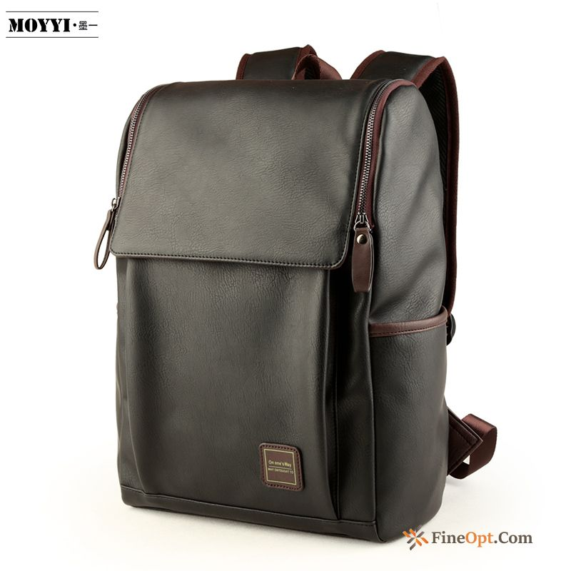Backpack Student Trend High School School Bag Laptop Bag Men Backpack