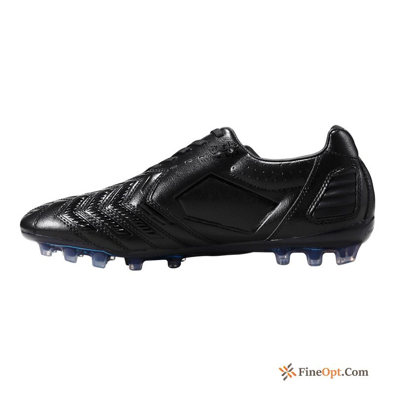 Black Soccer Shoes Training Shoes Ag Genuine Breen Cleats Discount