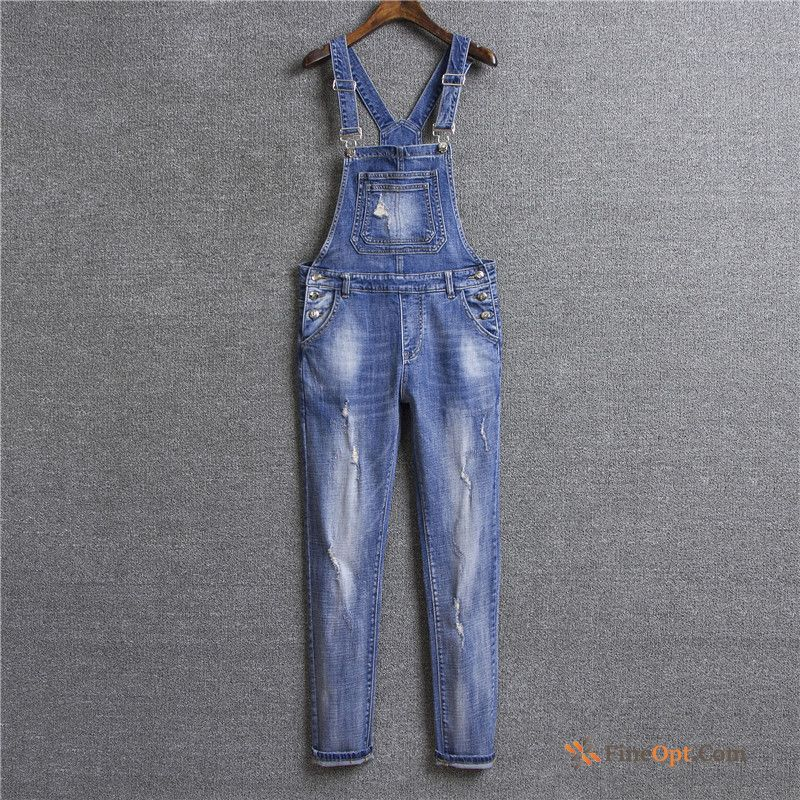Camisole Skinny Autumn Slim New Strap Loose Jeans For Sale