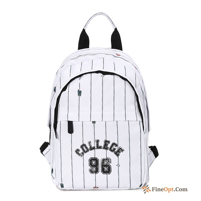 Campus School Bag Travel Bag Backpack All-match Student Trend Backpack