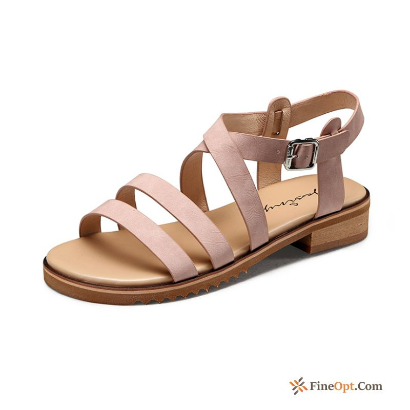 Casual Trend Sandals Summer Open Toe New Sandals Discount