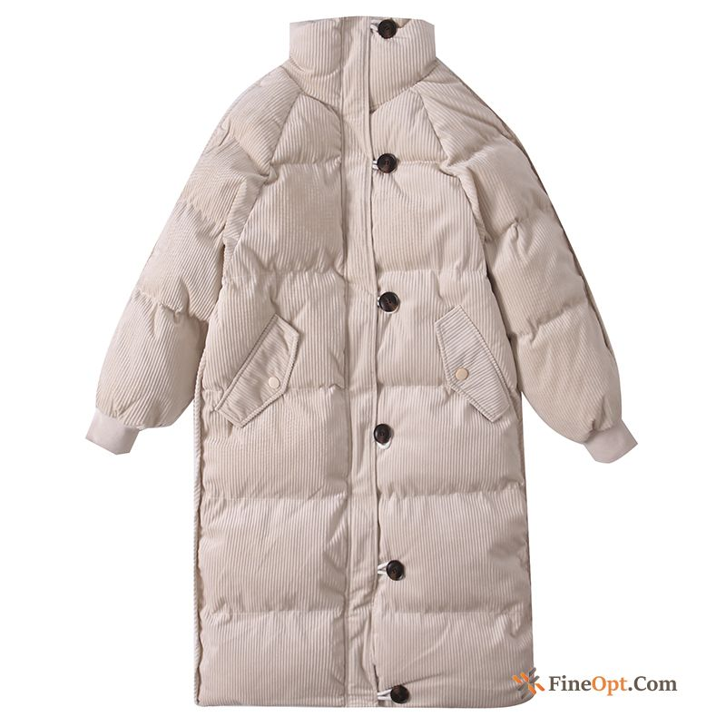 Cheap Cotton Loose Big Europe Winter Clothes Cotton-padded New Cotton Coat