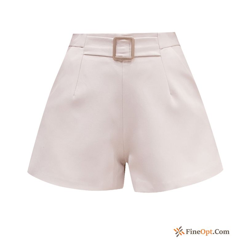 Cheap Short Pants Suit Thin High Waist New Summer Temperament Shorts