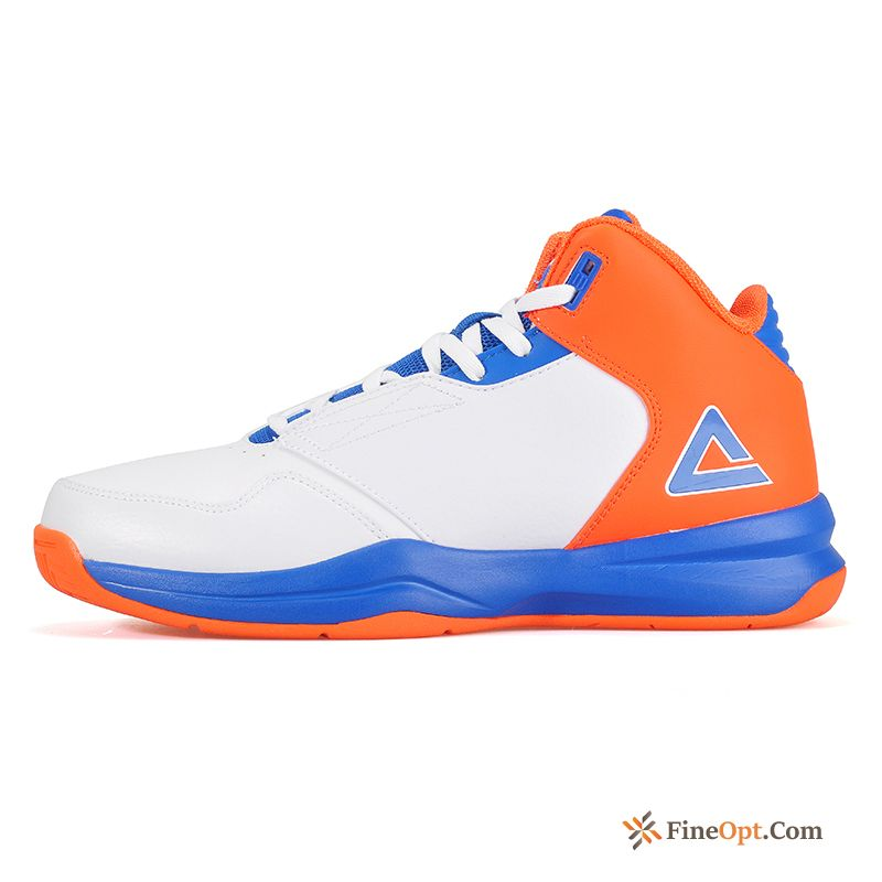 Cheap Student Boots Athletic Shoes Wear-resisting Breathable Anti-skid Men's Basketball Shoes