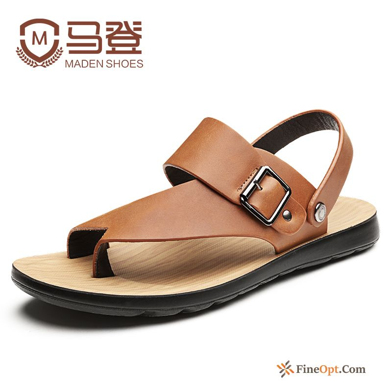 Cheap Summer New Causal Shoes Youth Trend Sandals Beach Sandals