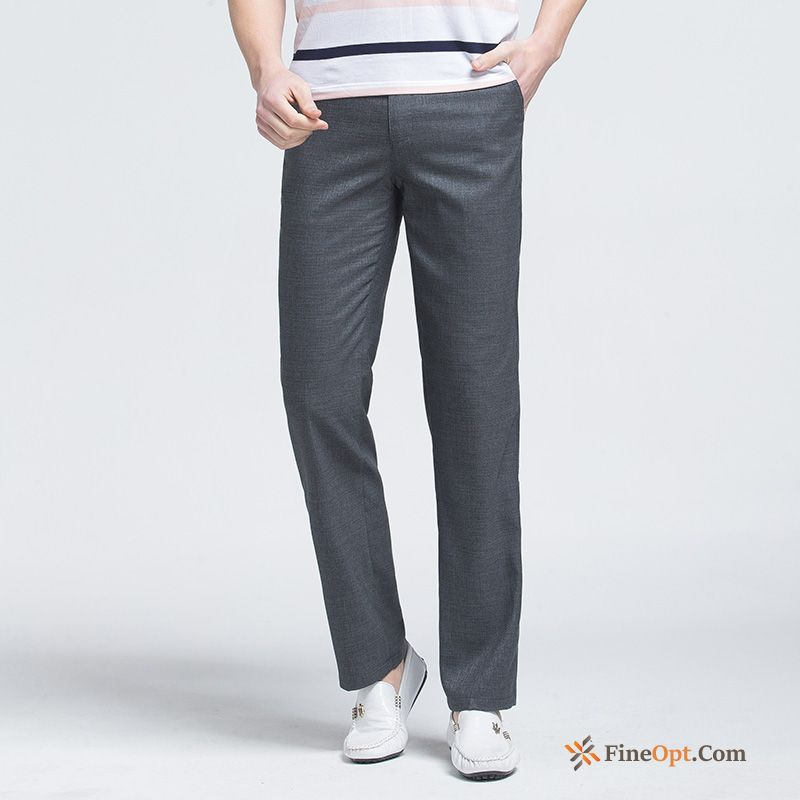 City Pants Trousers Straight Leisure Pants Youth