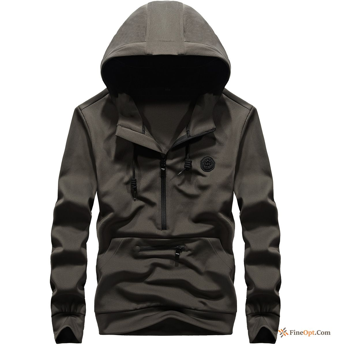 Coat Hooded Men's Hoodies Europe Trend Brand Sweatshirt Hoodies