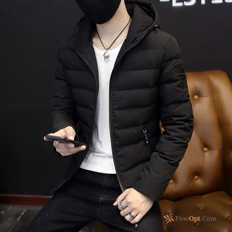 Coat Winter Men's Youth Europe Winter Clothes Down Jacket