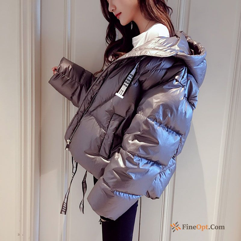 Cotton-padded Coat New Winter Clothes Student Trend Cotton Cotton Coat Online