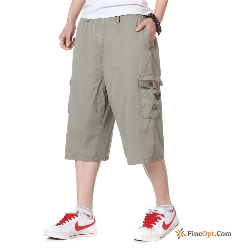 Cropped Trousers Summer New Leisure Short Pants Men's Sport Shorts Sale