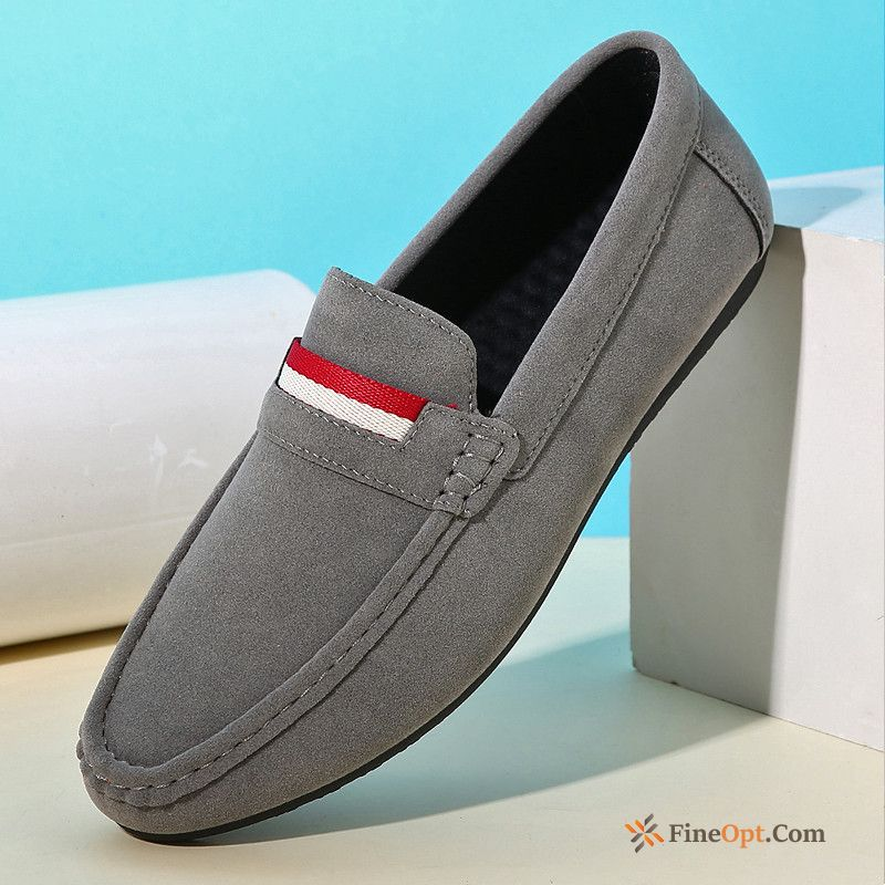 Driving Shoes Loafers Soft Sole All-match Spring Men's Casual