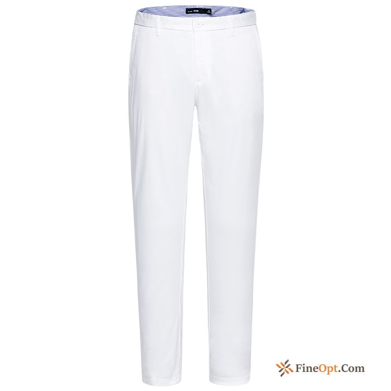 Europe Pants Summer Pants Elasticity Trousers Men's For Sale