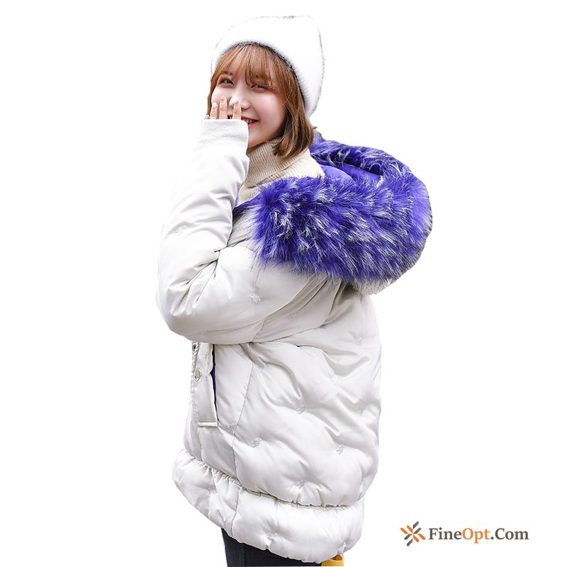 Europe Short New Trend Loose Cotton Cotton-padded Cotton Coat For Sale