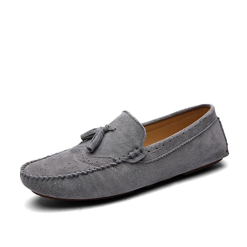 Fashion Loafers Driving Shoes Casual Frosted Slip On Classic Online