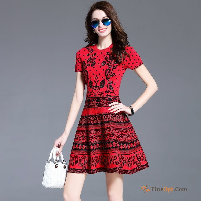 Fashion Shorts Autumn Thin Spring Sleeve New Dress Online