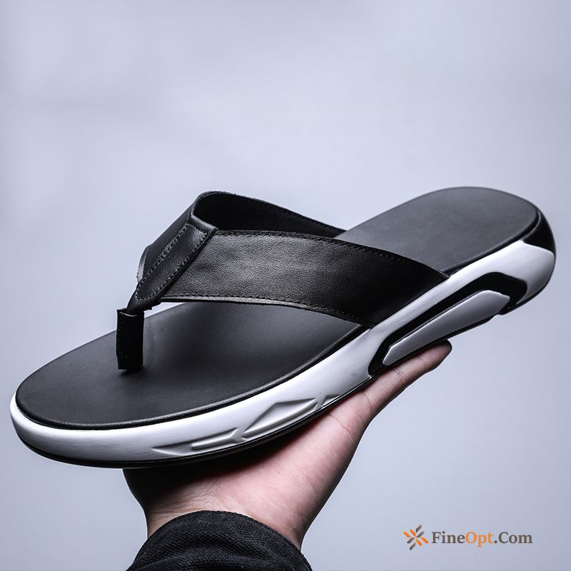 Flip Flops Casual Slippers Black Summer Fashion Beach Grey Violet Flip Flops