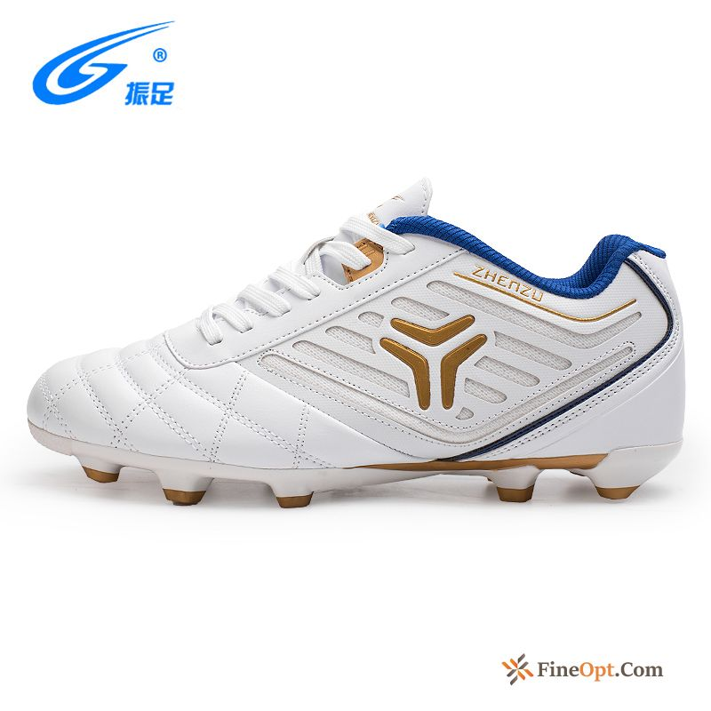 Grassland Ultra Breathable Men's Ag Kids Soccer Shoes Cleats Discount