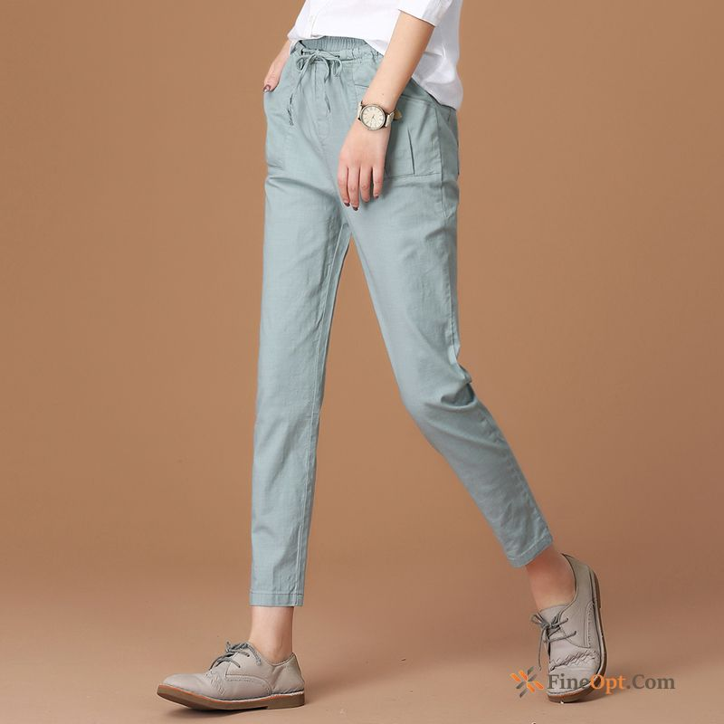 Harlan Europe Trend Pants All-match Leisure Spring Pants