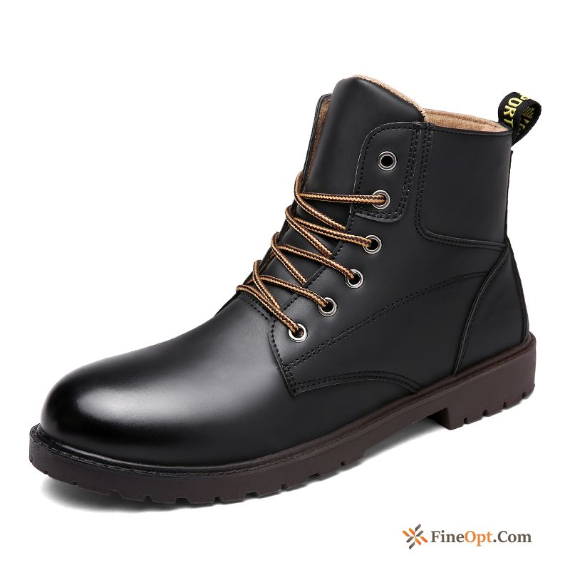 High Top Trend Winter Men's Martin Boots Boots New For Sale