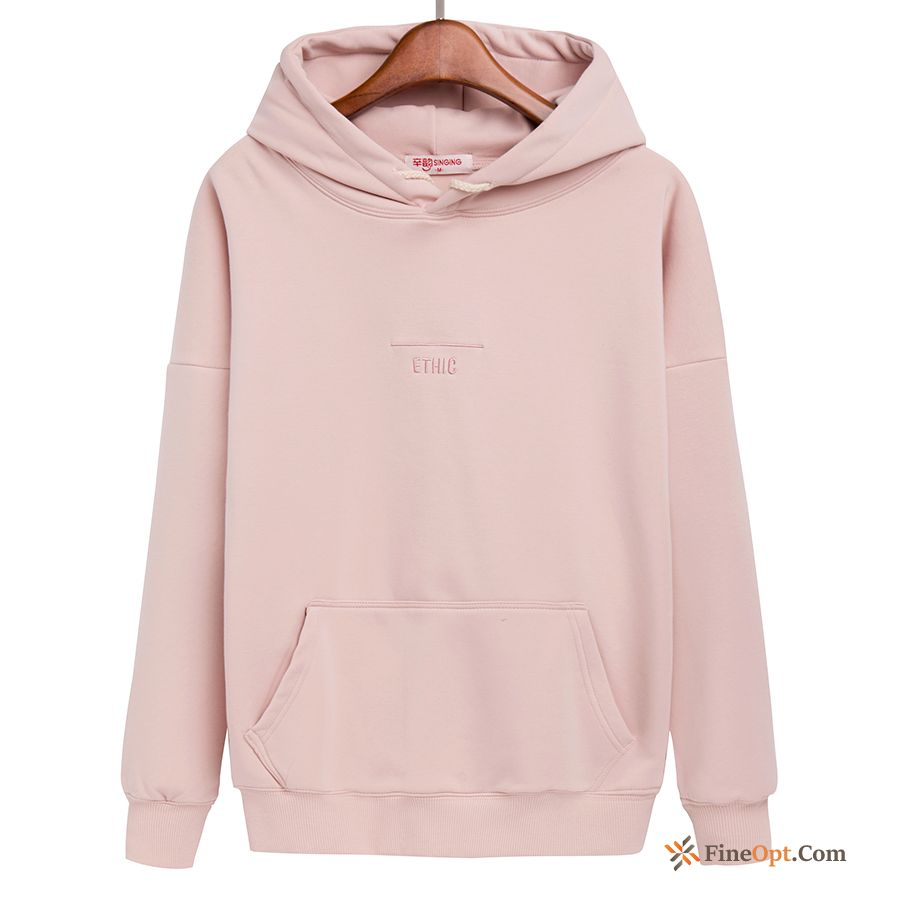 Hoodies Hooded Spring Pullovers Coat Skinny Europe Jacket