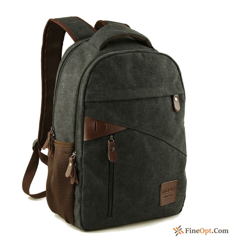Leisure Trend Laptop Bag Men's Backpack High Capacity Fashion Backpack