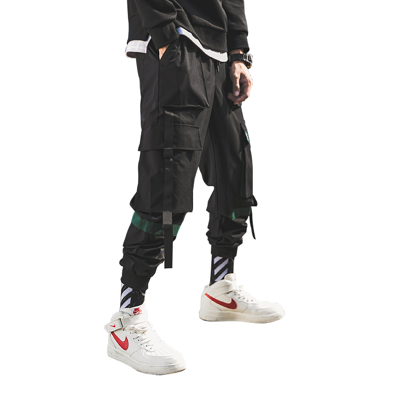 Loose Pants Europe Cargo Tight Trend Brand Sweatpants Cargo Pants For Sale