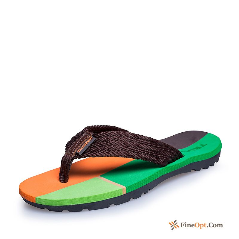 Lovers Casual Men's Flip Flops Slippers Trend Beach Flip Flops Sale