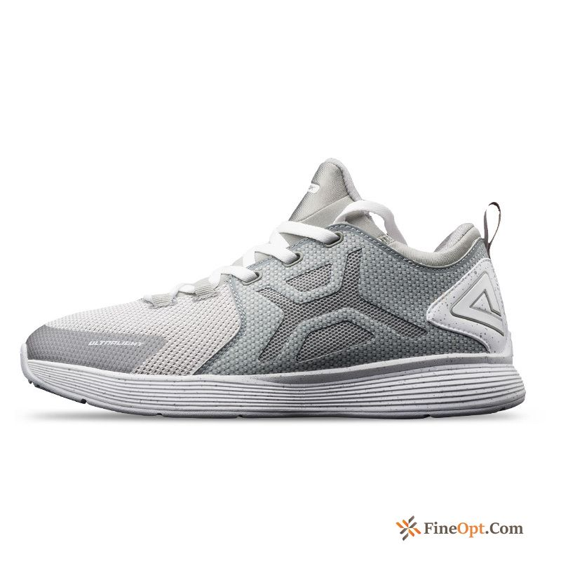Match Shoes Men's New Athletic Shoes Basketball Anti-skid Breathable Basketball Shoes Discount