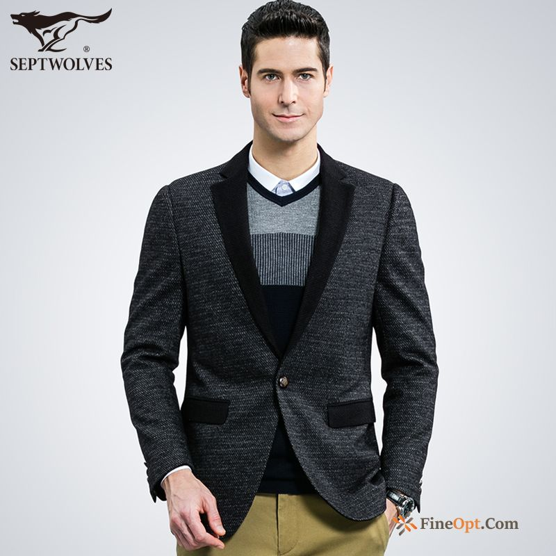 Men's Fashion Suit New Youth Coat Blazer For Sale