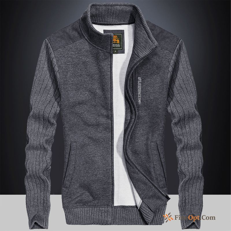 Men's Jacket Spring Coat Autumn Sport Hoodies Jacket For Sale