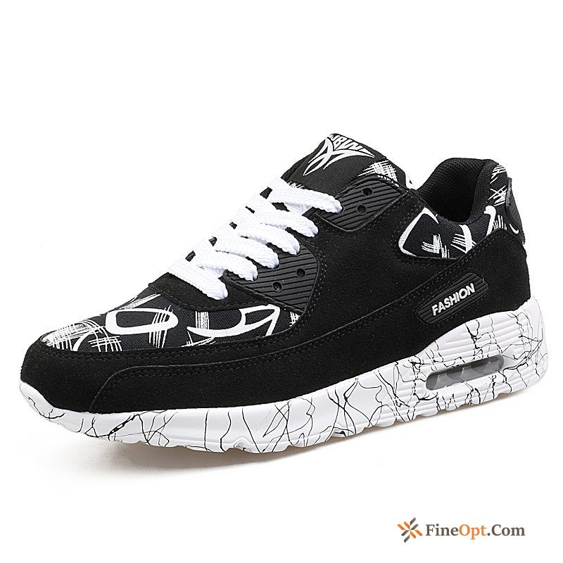 Men's Running Shoes Comfortable Trend New Sport Increased Running Shoes For Sale