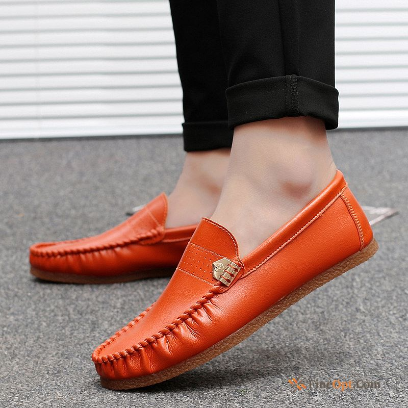 Men's Slip On Slip-on Trend New Soft Sole Casual Loafers Online