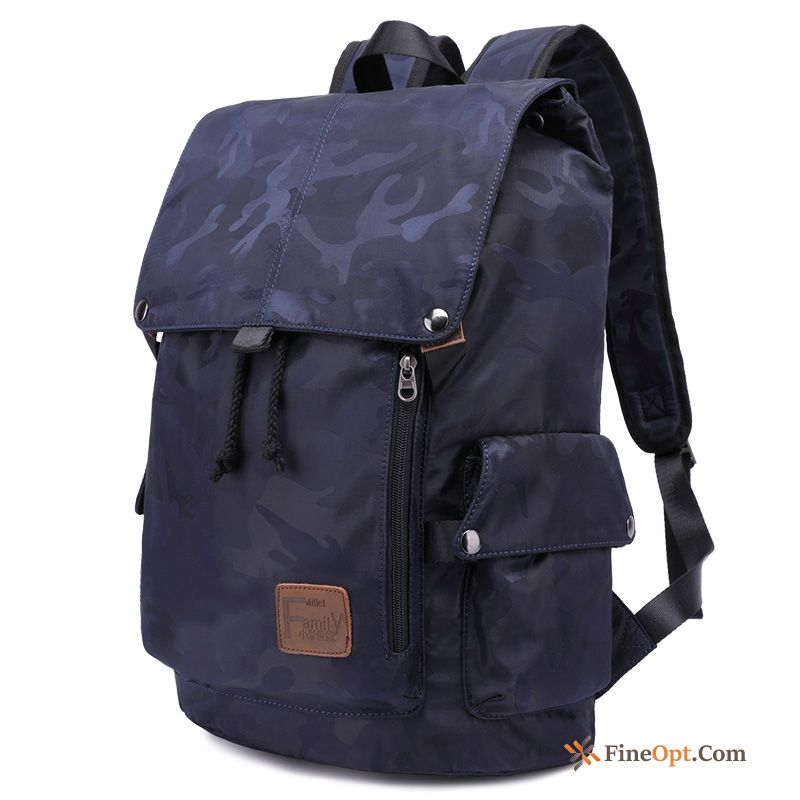 Men's Student School Bag High Capacity Travel Bag Women Backpack Backpack