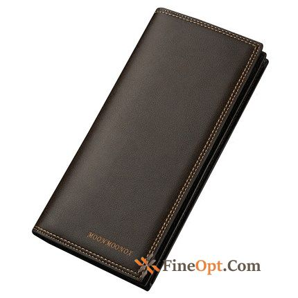 Men's Wallet Wallet Trend Leisure Simple Student Wallets