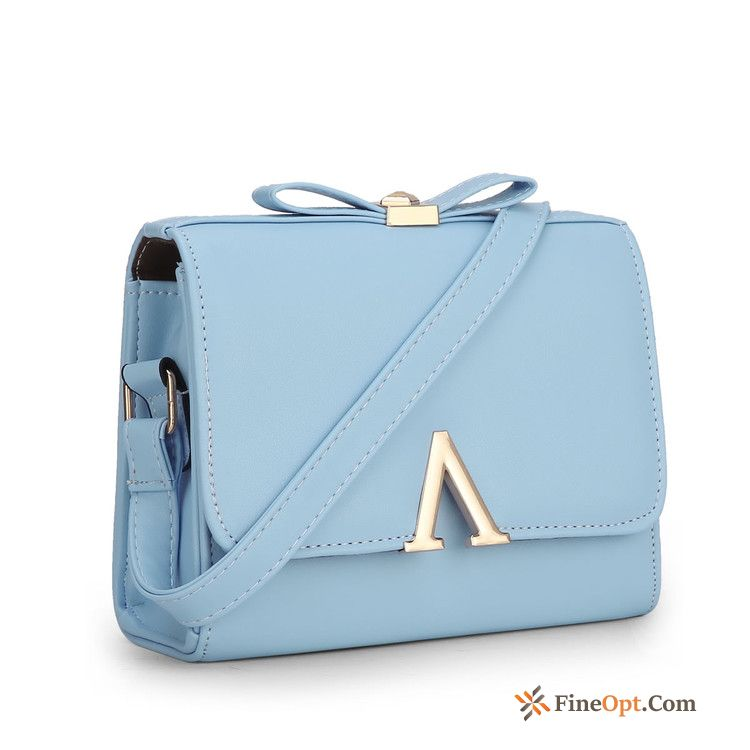 Messenger Bag New Bags Small Shoulder Bags Women Sweet Sallow