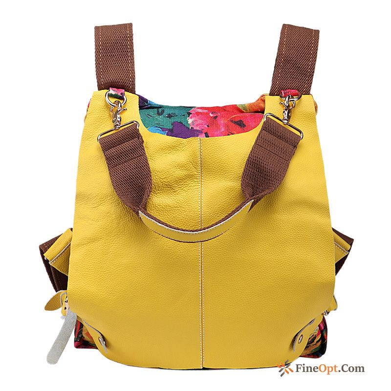 New Backpack Printing Canvas Multifunction Trend Women Sienna Travel Bag Discount