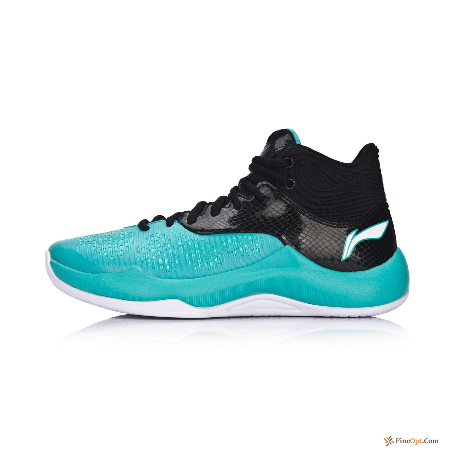 New Basketball Men's Anti-skid Summer Wear-resisting Basketball Shoes