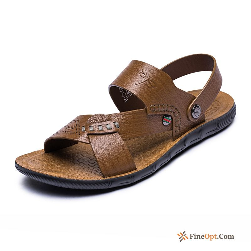 New Beach Casual Men's Summer Comfortable Sandals Sandals Online