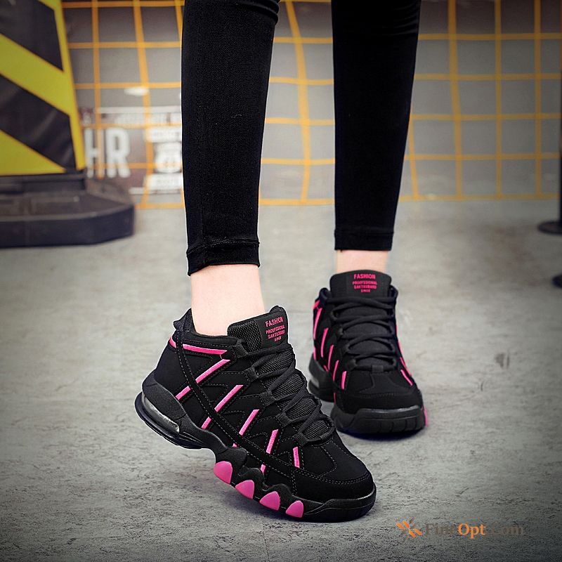 New Running Sport Air Cushion Winter Lovers Increased Running Shoes