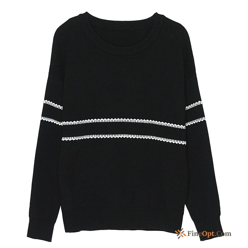 New Skinny Autumn Long Sleeves Loose Trend Hoodies Sweater For Sale