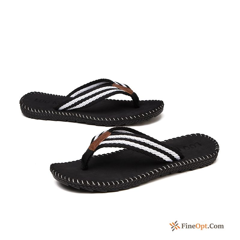 New Slippers Bathroom Flip Flops Beach Anti-skid Summer Sienna Flip Flops Discount