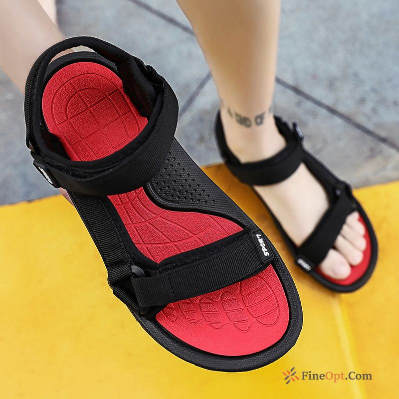 Outdoor Sport Summer Slippers All-match Youth New Sandals